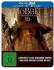 der Hobbit eine unerwartete reise limitierte 4 Disc Steelbook Edition BLURAY
