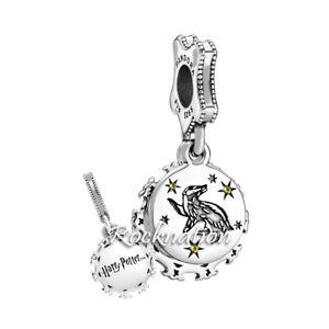 Details about Authentic Pandora Harry Potter, Hufflepuff 798832C01 Charm