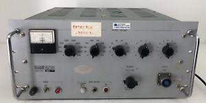 Fluke 410B High Voltage HV Reversible Power Supply 10kV-10mA
