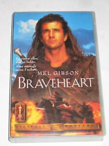 Braveheart-VHS-Drama-Mel-Gibson-Sophie-Marceau-FOX