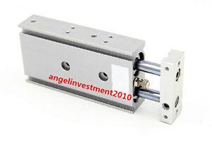 NEW Pneumatic CXSM25-20 Dual Rod Cylinder Double Acting SMC Type