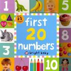 First 20 Numbers by Roger Priddy (Board book, 2014)