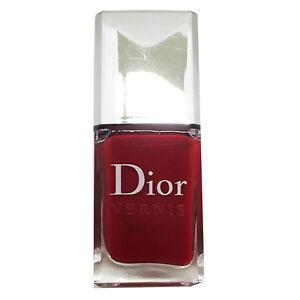 Dior Vernis Nail Polish - VERNIS No. 999 10ml 0.33 oz For WOMEN ...