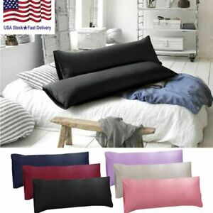 1-Pack-Body-Pillow-Case-Soft-Microfiber-Long-Bedding-Long-Body-Pillow-Covers