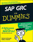 SAP GRC For Dummies by Holly A. Roland, Denise Vu Broady (Paperback, 2008)