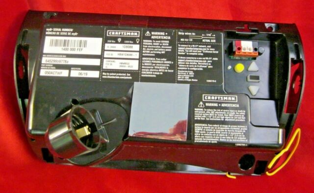 980 90 S Sears Craftsman Chamberlain Garage Door Opener Logic Board Grey Learn For Sale Online Ebay