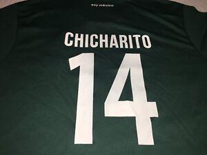 d1b872b5d22 2018 ADIDAS MEXICO SOCCER FIFA WORLD CUP  14 CHICHARITO MEN S LARGE ...