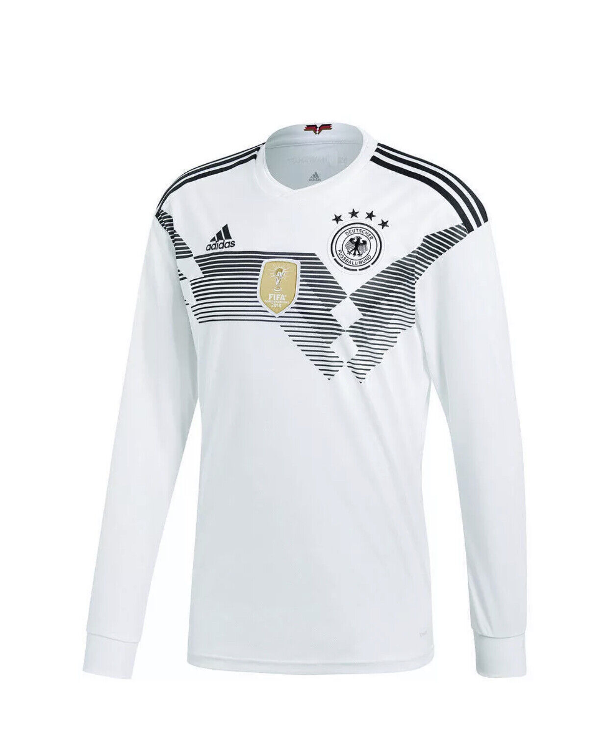 2018-2019 Camisa Mangas Largas  Adidas Alemania Home  Tienda 2018