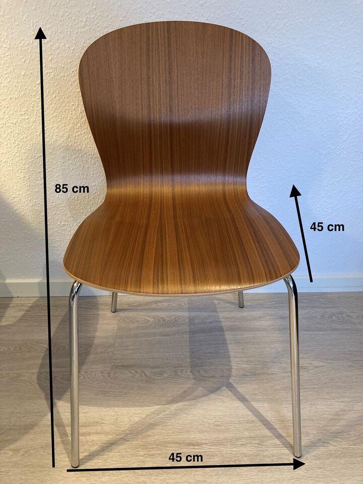 4 stk. spisebordsstole, Lingua, Bolia