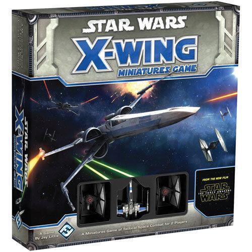 Reihe 4 star wars  the force weckt x-wing miniaturen spiel kernsatz