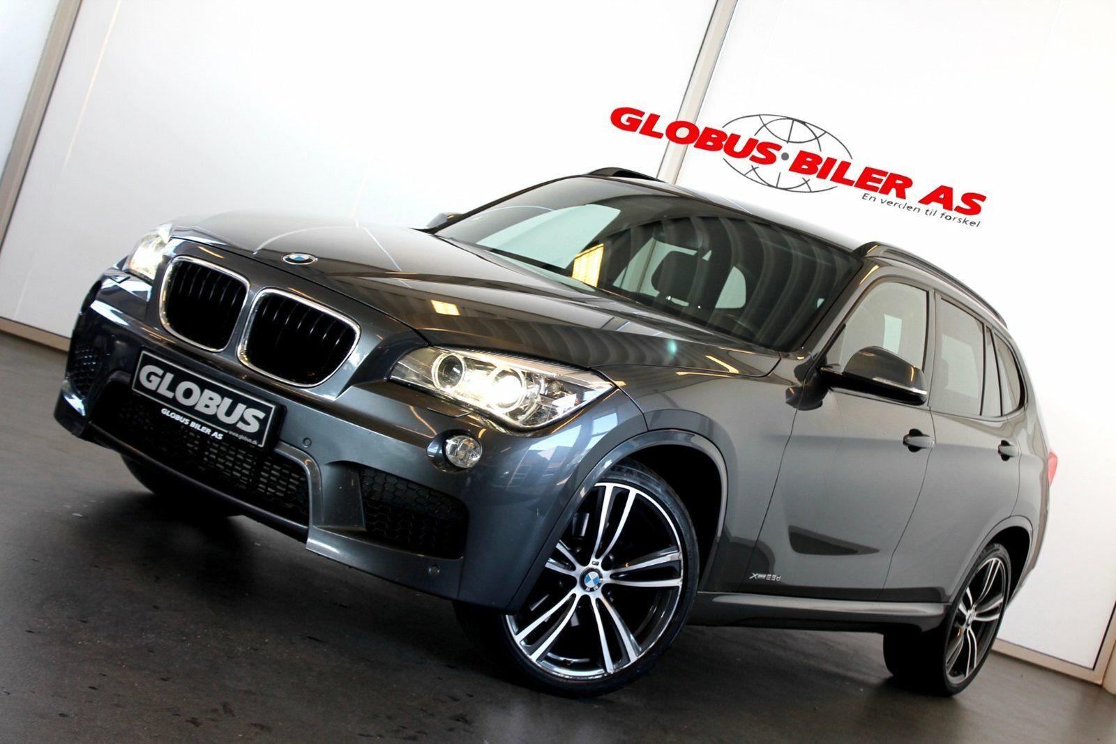 BMW X1 2,0 xDrive25d aut. 5d - 284.900 kr.