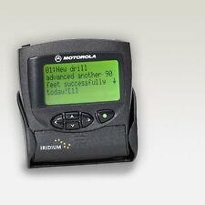 Iridium Motorola 9501 Satellite Pager (used)