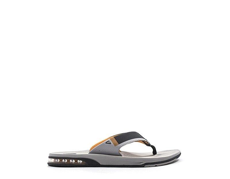shoes REEF men Ciabatte  black PU RA3KIHGOR