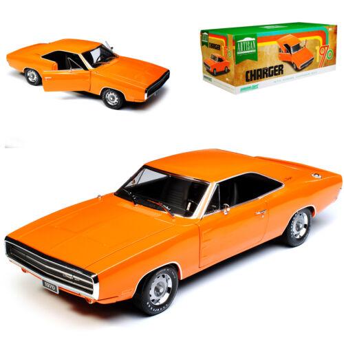 Dodge Charger R//T Orange 1970 1//18 GreenLight modelo coche con o sin individi