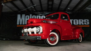1952 Ford F 100 5 Star Extra