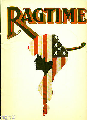 1981 songbook RAGTIME Movie SOUNDTRACK Film sheet Music Randy Newman E Doctorow