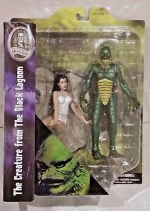 black the Creature figure from lagoon