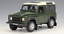 Welly-1-24-Land-Rover-Defender-Diecast-Model-SUV-Car-Green-NEW-IN-BOX thumbnail 2