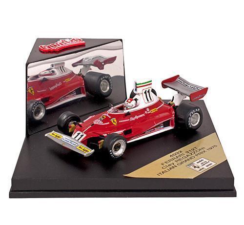 Quartzo 1 43 Ferrari Ferrari Ferrari 312T Regazzoni Italian GP 1975 ccc