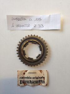 INGRANAGGIO-CAMBIO-INNOCENTI-LAMBRETTA-LI-175-4-VELOCITA-Z33