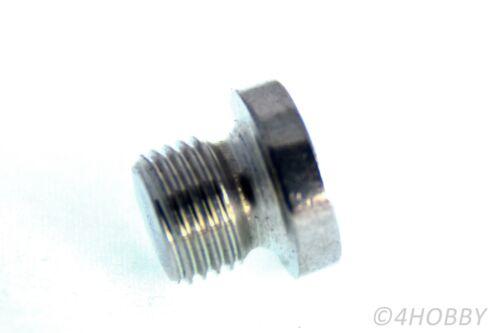 Ölschraube M10 x 1 Edelstahl Verschlussschraube V2A Schraube Dichtschraube
