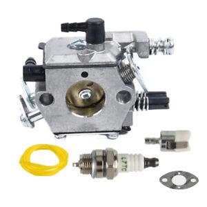 Belissy Carburatore aspirazione Fit Collettore di Ricambio for Il Cinese Motosega 4500 5200 5800 52cc 58CC