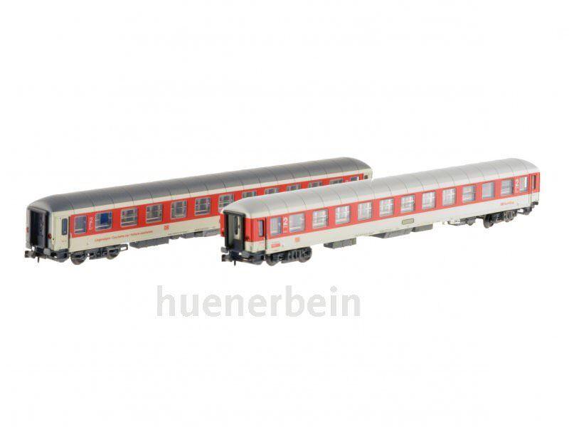 LS modellllerlerler PIRATA 96902 DB AG Set 2 Liegegagen CNL300 Apus röd  grå Ep5 Neu OVP