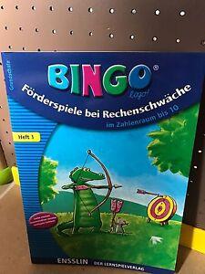 Lernbuch-Bingo-logo-Rechenschwaeche-im-Zahlenraum-bis-10-Rechnen-Ubungsheft
