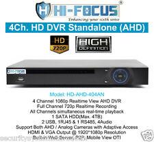 HIFOCUS HD DVR Standalone (4Ch.)