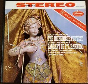 1959-Walter-Piston-034-The-Incredible-Flutist-034-LP-Mercury-Records-SR-90206-NM