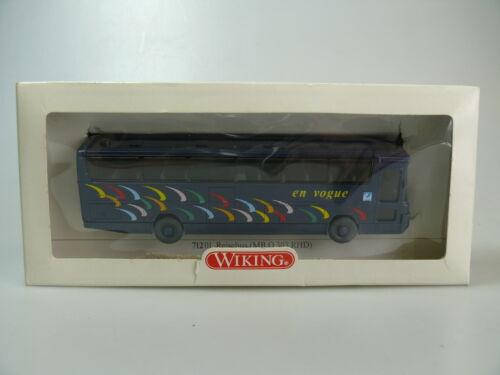 neu H0 712 01 Wiking MB Reisebus /'EN VOGUE/'