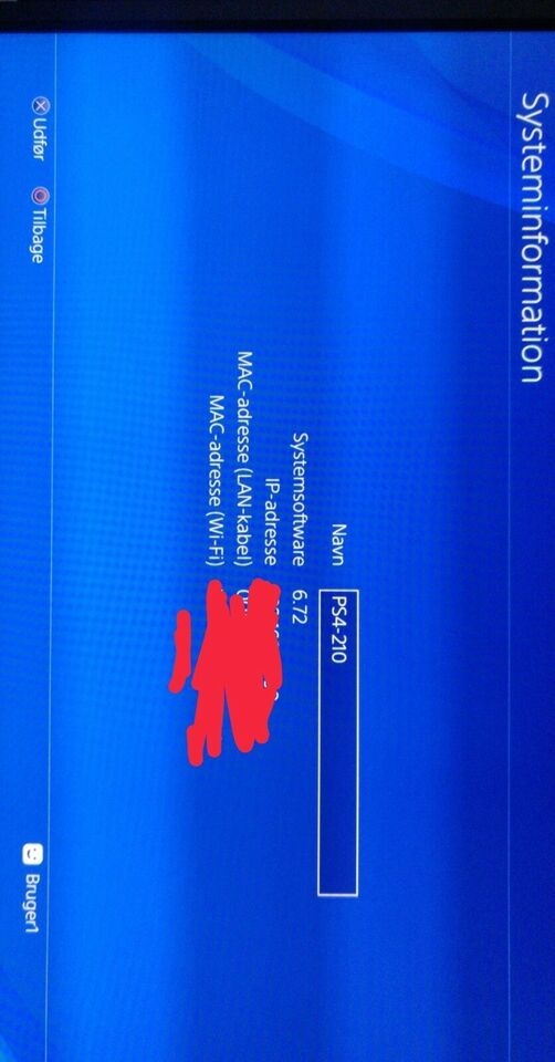 Playstation 4, PS4 6.72 500gb, Perfekt
