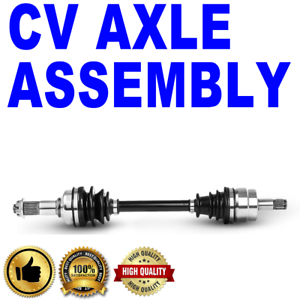 1PCS Front CV Axle Shaft For Yamaha GRIZZLY 550 2009 2010 2011 2012 2013 2014
