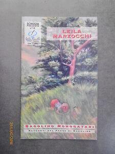 LEILA MARZOCCHI - Bagolino Monogatari - SCHIZZO presenta n° 14 - 1999