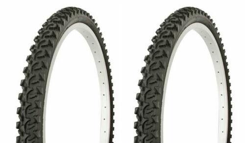 """Duro-PRO Original Bicycle Tire 24/"""" x 1.95/"""" All//Black Diamond Grip HF-822"""