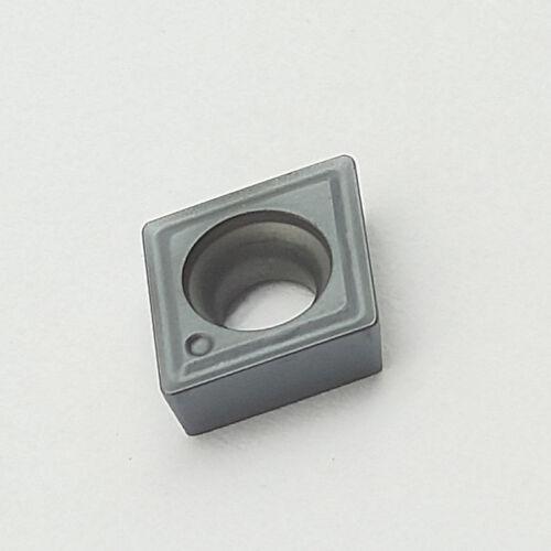 10pcs CCMT060204 NN LT10 Steel Stainless Steel Cast Iron Aluminum Processing