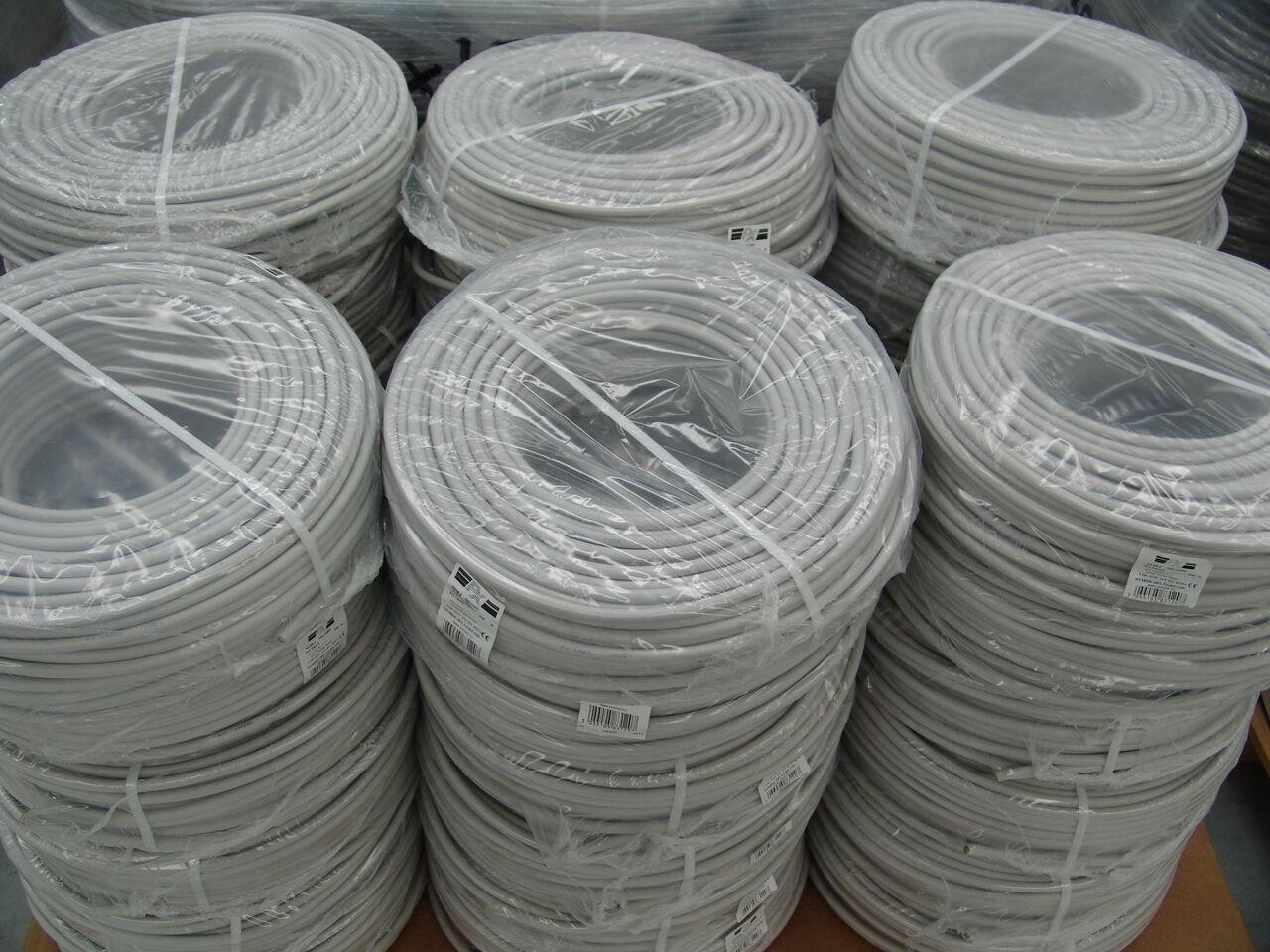 Kabel NYM-J 5x6 mm² - 20 M Stromkabel Stromkabel Stromkabel Mantelleitung Feuchtraum VDE - NYM J   Am praktischsten  9b75b5