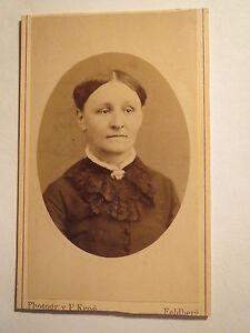 Feldberg-Frau-Portrait-CDV