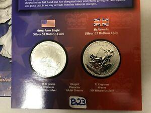 legacies of freedom coin set