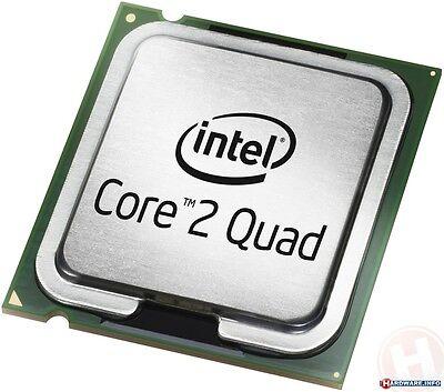 2019 Moda Intel Core 2 Quad Q8300 2,50 Ghz 1333 Mhz Fsb 4mb A 45 Nm Lga 775 95w Tdp Cpu Desktop-