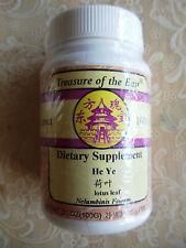 Lotus Leaf - He Ye - Nelumbo Nucifera- Concentrated Granules 100g/ 3.5 Oz herb
