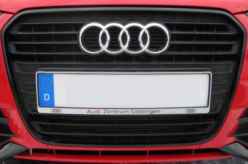 Original Audi A1 8X Kühlergrill Frontgrill schwarz 8X0853651 VMZ