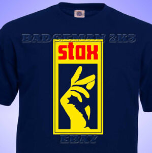 STAX-RECORD-MENS-T-SHIRT-Northern-Soul-jazz-Blues-RETRO-MUSIC-T-Shirt