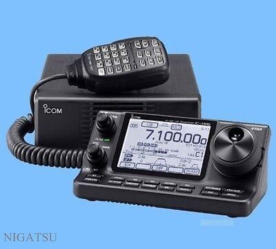NEW ICOM IC-7100 HF+50MHz+144MHz+430MHz〈SSB・CW・RTTY・AM・FM・DV〉100W Transceiver