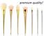 Kabuki-Professional-Make-up-Brushes-Brush-Set-Makeup-Foundation-Blusher-Eye-UK miniatura 14