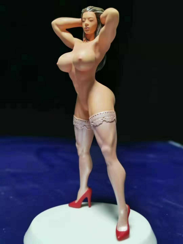 Unpainted 6  Resin Figure Model Sexy Girl WF-002 GK Garage Kit Assembled NEW