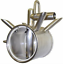 """Top Unloading Claw Complete  5 8/"""" Outlet  Milking Equipment"""
