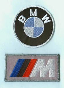 Modestil Bmw Ms Rennen Bmw M3 Performance Angetrieben über Bmw Motrosport M3 2-patch Set Auto & Motorrad: Teile Plaketten