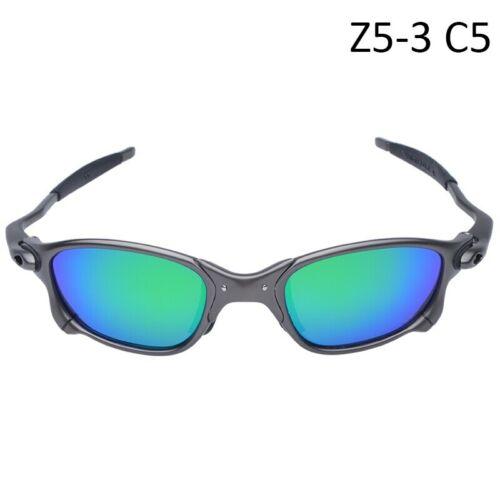 X-Metal Juliet Cyclops Sunglasses Ruby Polarized Glasstitanium Goggles Sport New