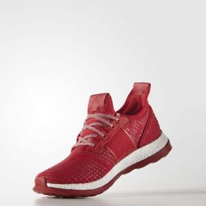 dad3adfb107dc Adidas Men s Pure Boost ZG Running Shoes Size 13  BA8453 Red